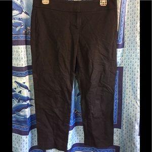 Loft Capri Pants Sz 4P